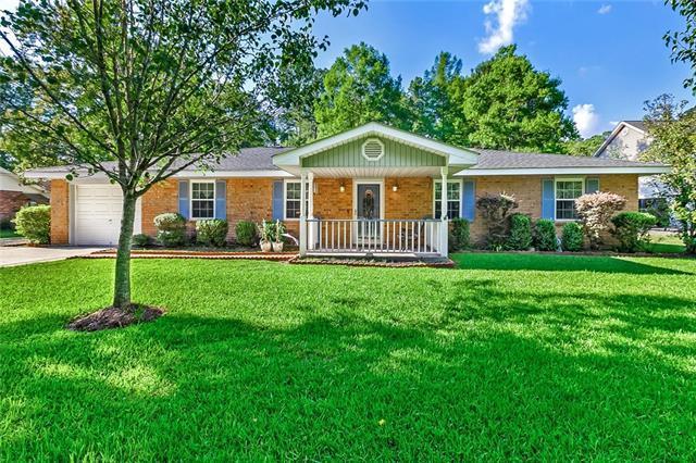 25 Begonia Drive, Covington, LA 70433 (MLS #2209091) :: Turner Real Estate Group