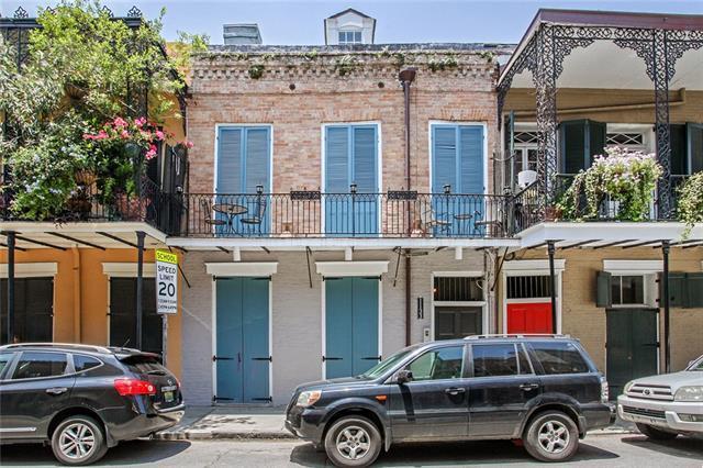 1133 Royal Street #4, New Orleans, LA 70116 (MLS #2209186) :: Crescent City Living LLC