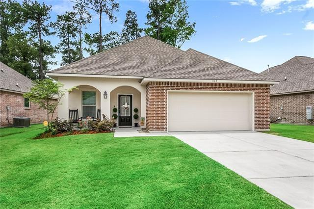 1128 Berkshire Drive, Pearl River, LA 70452 (MLS #2209261) :: Turner Real Estate Group