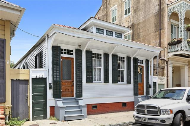 809 Dauphine Street, New Orleans, LA 70116 (MLS #2209292) :: Inhab Real Estate
