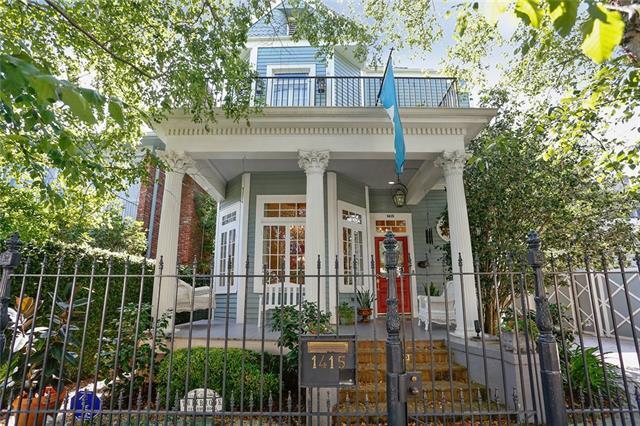 1415 Soniat Street, New Orleans, LA 70115 (MLS #2209305) :: Inhab Real Estate