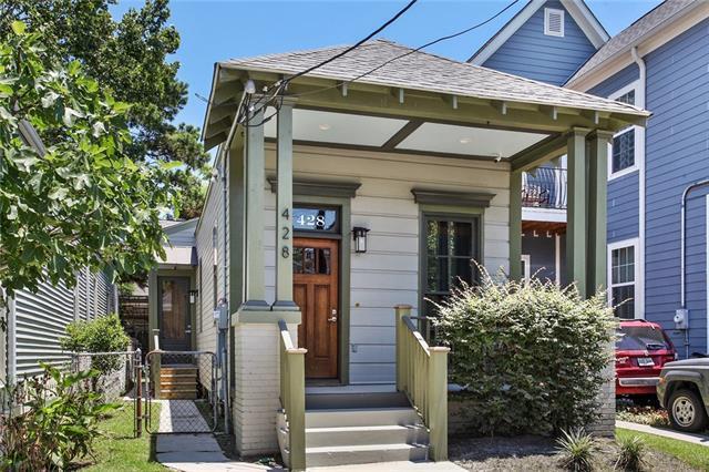 428 S Scott Street, New Orleans, LA 70119 (MLS #2209424) :: Crescent City Living LLC