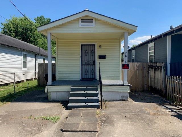2818 Tecumseh Street, New Orleans, LA 70126 (MLS #2209641) :: The Sibley Group