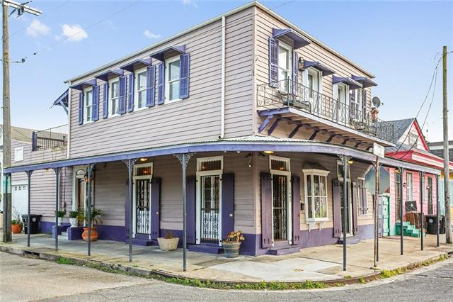 1900 N Rampart Street, New Orleans, LA 70116 (MLS #2209724) :: The Sibley Group