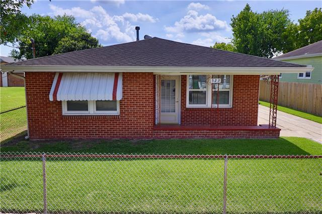 523 3RD Avenue, Harvey, LA 70058 (MLS #2209729) :: Top Agent Realty