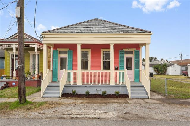 1314 Independence Street, New Orleans, LA 70117 (MLS #2209908) :: Turner Real Estate Group