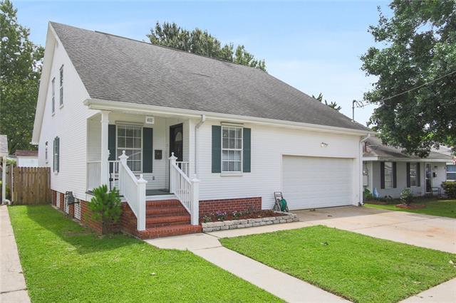 481 Gordon Avenue, Harahan, LA 70123 (MLS #2210009) :: ZMD Realty