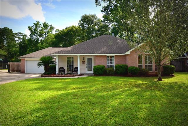 407 Jennifer Lane, Pearl River, LA 70452 (MLS #2210018) :: Turner Real Estate Group