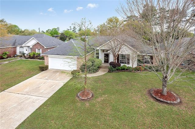 118 Amanda Drive, Slidell, LA 70458 (MLS #2210040) :: Turner Real Estate Group