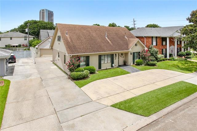 3904 Clifford Drive, Metairie, LA 70002 (MLS #2210251) :: The Sibley Group