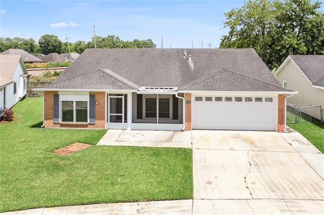 449 Longwood Drive, Destrehan, LA 70047 (MLS #2210355) :: ZMD Realty
