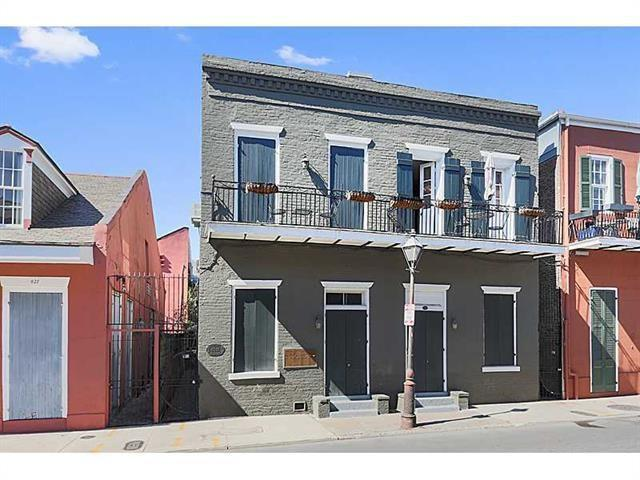 433 Burgundy Street #4, New Orleans, LA 70112 (MLS #2210492) :: Inhab Real Estate