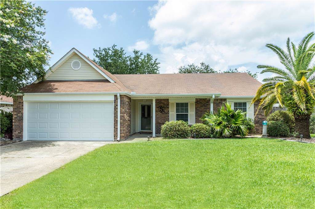 125 Willow Wood Drive, Slidell, LA 70461 (MLS #2210548) :: The Sibley Group