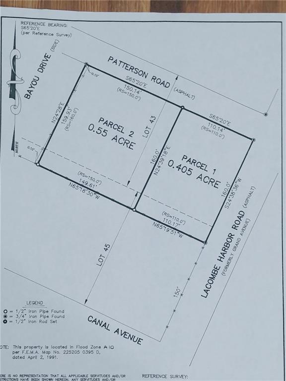 Patterson Drive, Lacombe, LA 70445 (MLS #2210715) :: Robin Realty