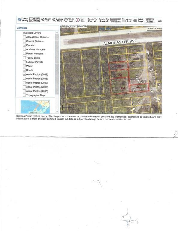 54034 Westerfield Avenue, New Orleans, LA 70129 (MLS #2212785) :: Top Agent Realty