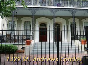 1329 St Andrew Street #3, New Orleans, LA 70130 (MLS #2213816) :: Crescent City Living LLC