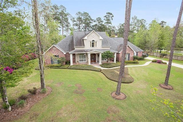 130 Brookstone Drive, Covington, LA 70433 (MLS #2216483) :: Top Agent Realty