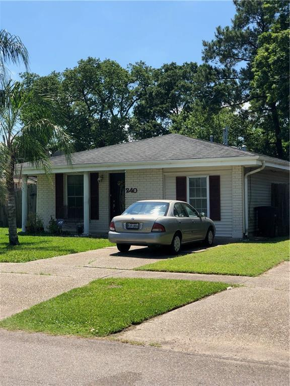 240 Waldo Street, Metairie, LA 70003 (MLS #2216533) :: Inhab Real Estate