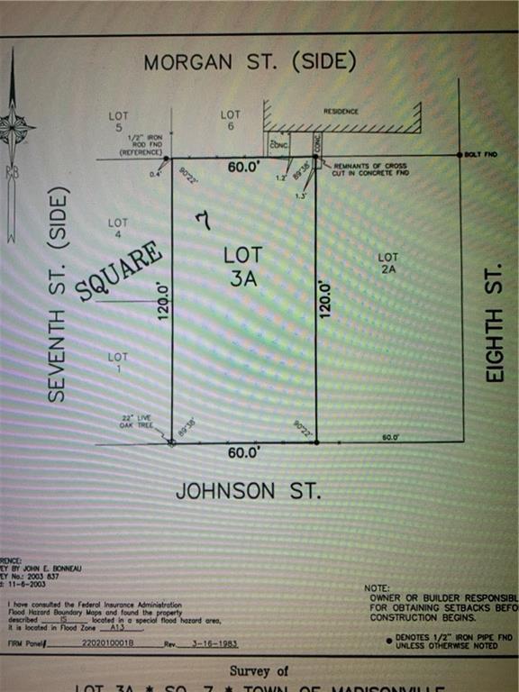 Johnson Street, Madisonville, LA 70447 (MLS #2216596) :: Watermark Realty LLC