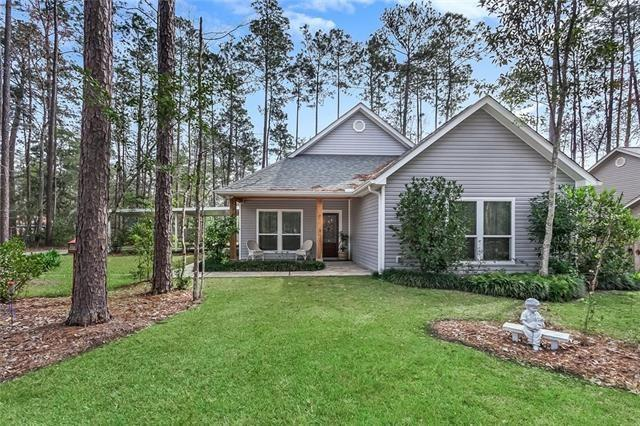 71330 Gordon Avenue, Abita Springs, LA 70420 (MLS #2217679) :: Turner Real Estate Group