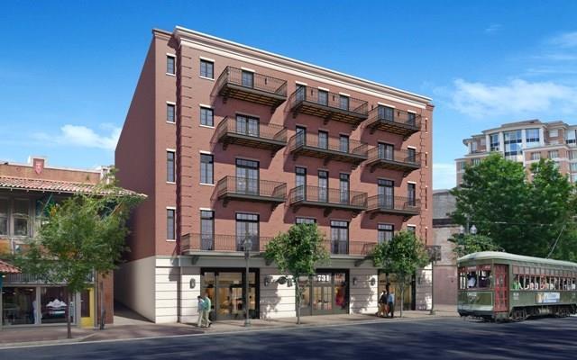 731 St Charles Avenue #515, New Orleans, LA 70130 (MLS #2218362) :: Inhab Real Estate