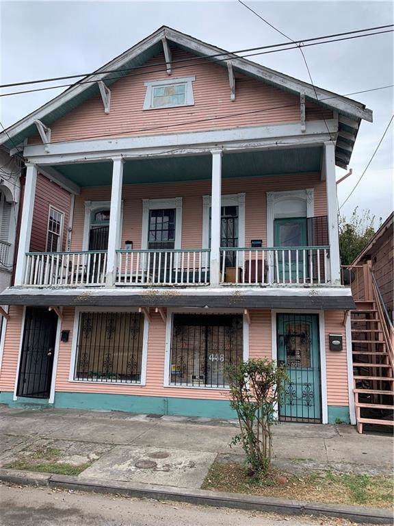 4104 St. Claude Avenue, New Orleans, LA 70117 (MLS #2223506) :: Turner Real Estate Group