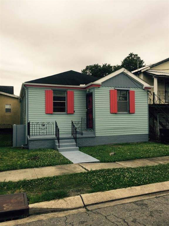 1846 N Rocheblave Street, New Orleans, LA 70125 (MLS #2223695) :: Turner Real Estate Group