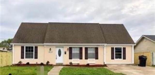 3519 Ole Miss Drive, Kenner, LA 70065 (MLS #2224281) :: Turner Real Estate Group