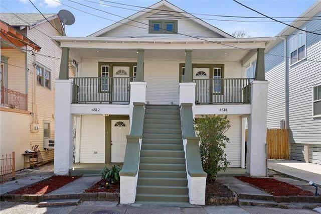 4514 Eden Street B, New Orleans, LA 70125 (MLS #2224291) :: Top Agent Realty