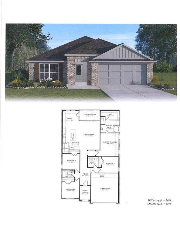 19306 Providence Ridge Boulevard, Hammond, LA 70403 (MLS #2224357) :: Inhab Real Estate