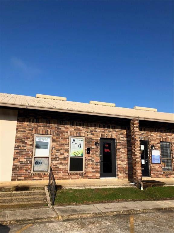 1206 J.W. Davis Drive #104, Hammond, LA 70403 (MLS #2224795) :: Watermark Realty LLC