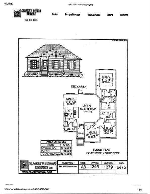 0 Elizabeth Street, Lacombe, LA 70445 (MLS #2226377) :: Turner Real Estate Group