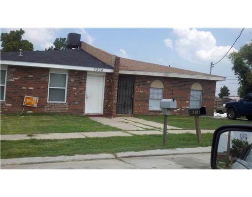 3208 Daniel Drive, Violet, LA 70092 (MLS #2227004) :: Robin Realty