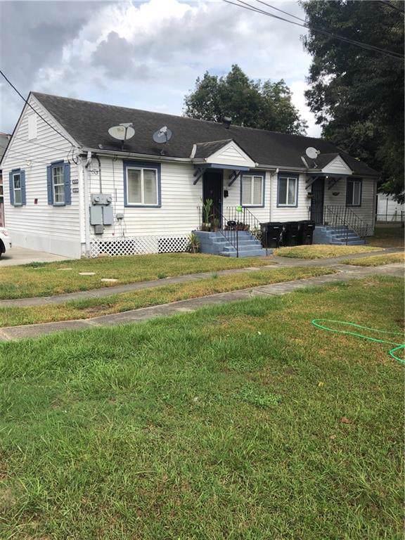 3117 New Orleans Street, New Orleans, LA 70122 (MLS #2227229) :: ZMD Realty