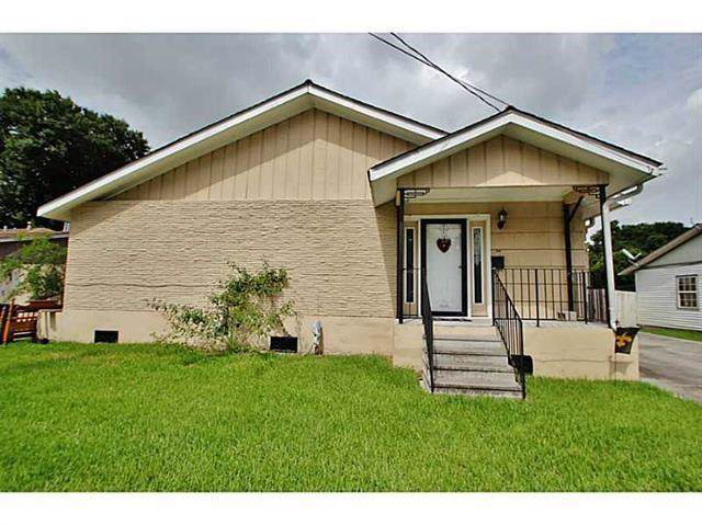 1801 David Drive, Metairie, LA 70003 (MLS #2227873) :: Top Agent Realty