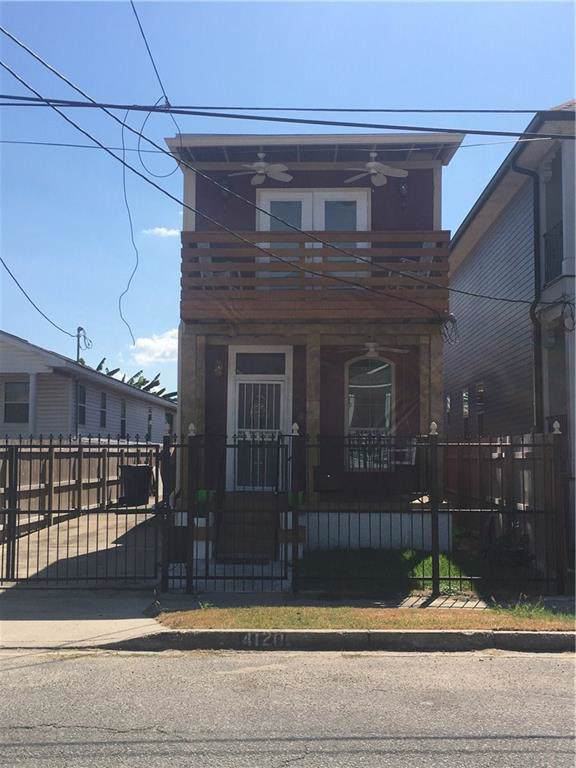 4120 Willow Street, New Orleans, LA 70115 (MLS #2228411) :: Inhab Real Estate
