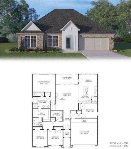 42328 Landing View Road, Ponchatoula, LA 70454 (MLS #2230145) :: Turner Real Estate Group
