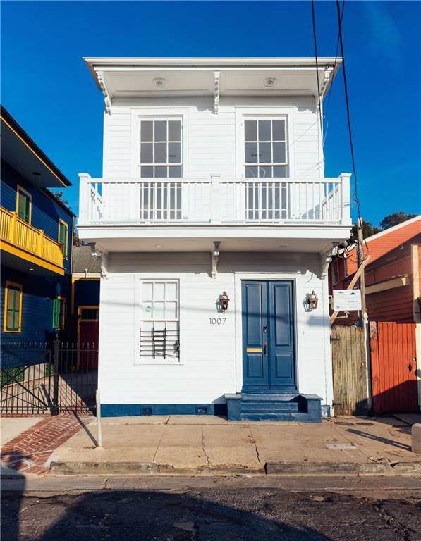 1007 St Roch Avenue, New Orleans, LA 70117 (MLS #2230410) :: Inhab Real Estate