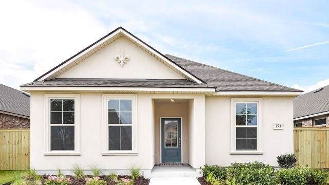 393 Lakeshore Village Drive E, Slidell, LA 70461 (MLS #2231169) :: Turner Real Estate Group
