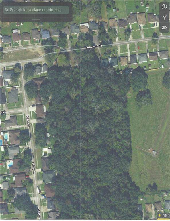 2867 Pritchard Road, Marrero, LA 70072 (MLS #2231196) :: Turner Real Estate Group
