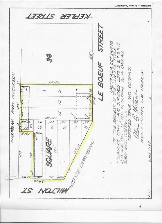 17 Westbank Exressway, Gretna, LA 70053 (MLS #2231334) :: Reese & Co. Real Estate