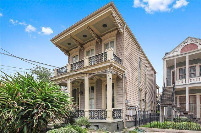 1525 Clio Street #2, New Orleans, LA 70130 (MLS #2231451) :: Watermark Realty LLC