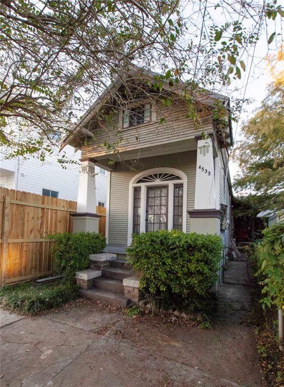 4533 Annunciation Street, New Orleans, LA 70115 (MLS #2231701) :: Robin Realty