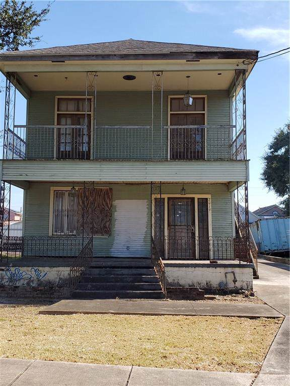 2017 Gallier Street, New Orleans, LA 70117 (MLS #2231944) :: The Sibley Group