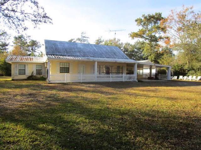 63103 Pine Acres Road, Lacombe, LA 70445 (MLS #2232230) :: Turner Real Estate Group