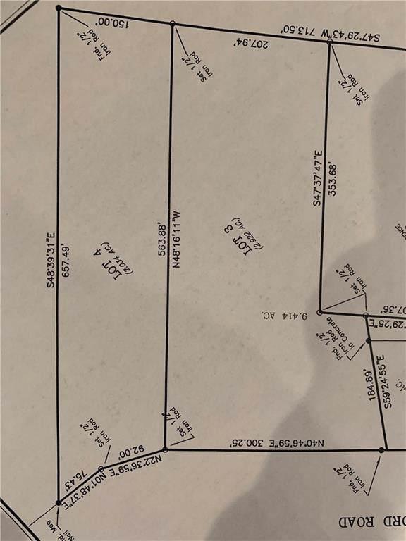 Jack Crawford Road, Pearl River, LA 70452 (MLS #2233675) :: Turner Real Estate Group