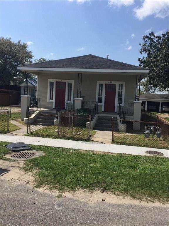 342-44 Avenue B Avenue, Westwego, LA 70094 (MLS #2234020) :: Parkway Realty