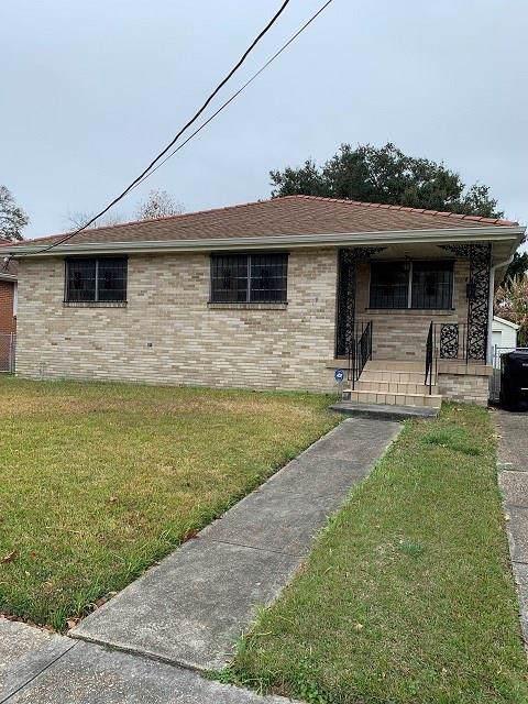 4633 Marigny Street, New Orleans, LA 70122 (MLS #2234133) :: Top Agent Realty