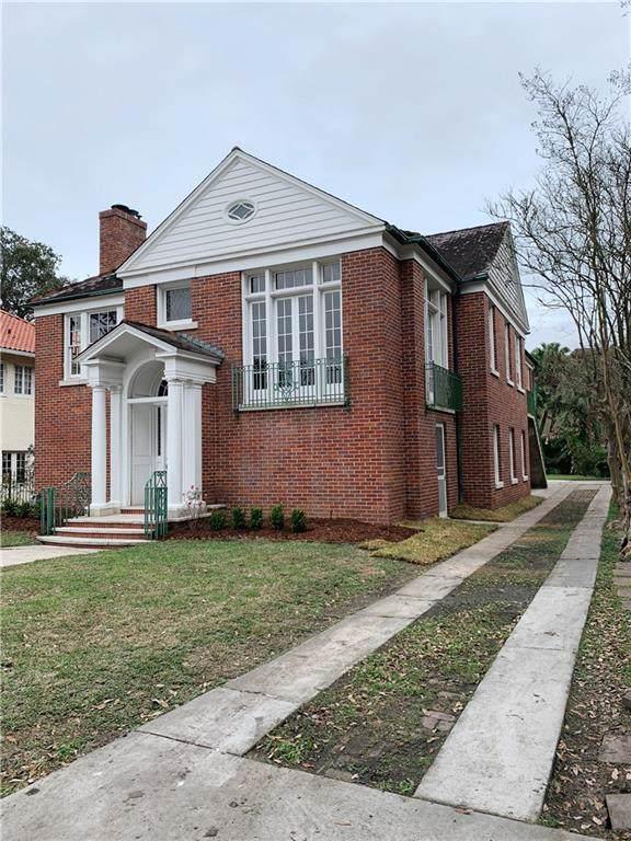 17 Audubon Boulevard, New Orleans, LA 70125 (MLS #2237947) :: Turner Real Estate Group
