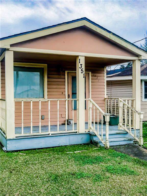 1351 S Dilton Street, Metairie, LA 70003 (MLS #2238160) :: Top Agent Realty